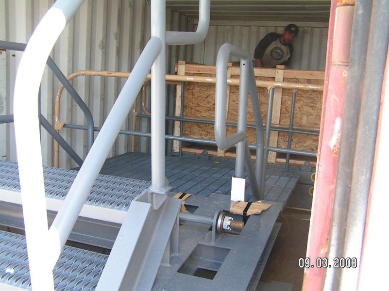 cnc machine fabrication
